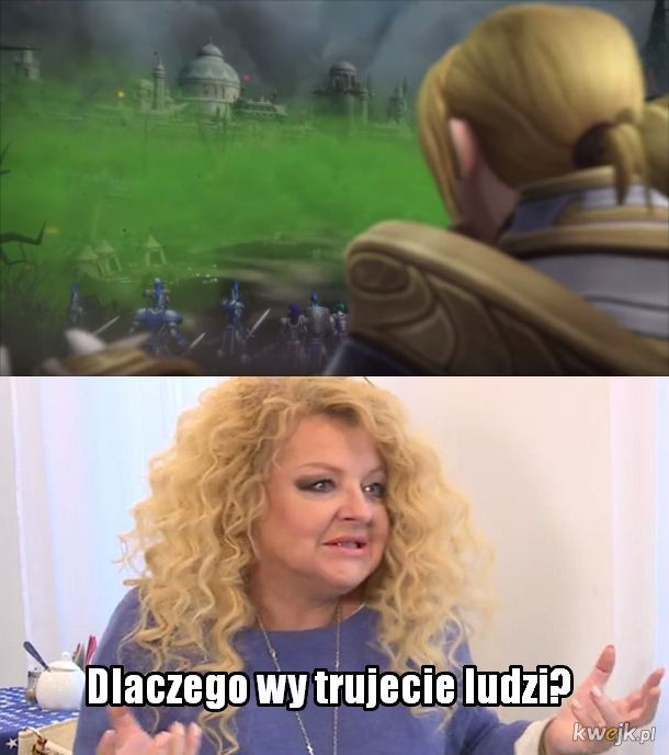 Warcraft, bitwa o Lordaeron