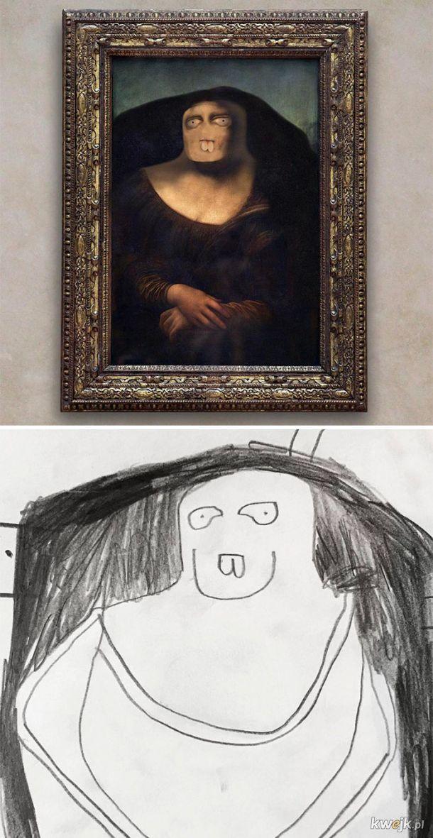 Gdyby dziecięce rysunki nagle ożyły