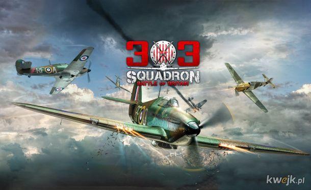 Dzisiaj premiera gry o legendarnym Dywizjonie 303