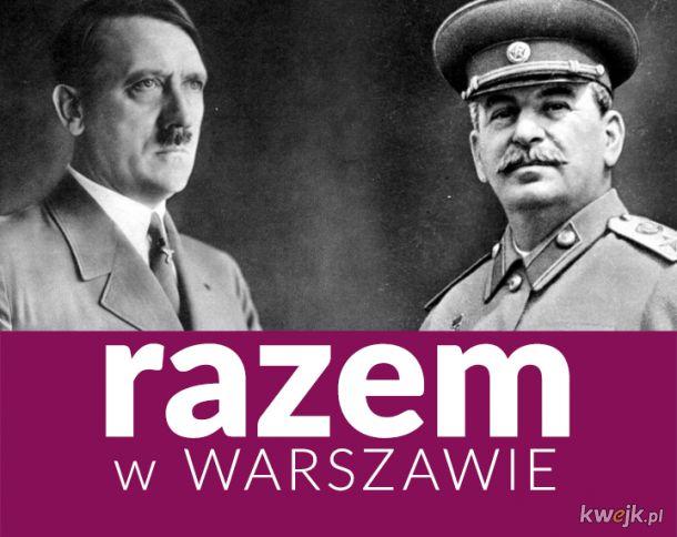 Razem w Warszawie