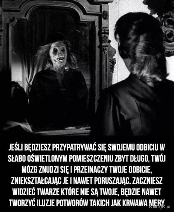 Nie patrz długo w lustro