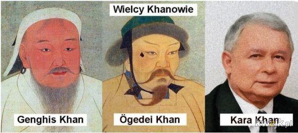 Wielcy Khanowie