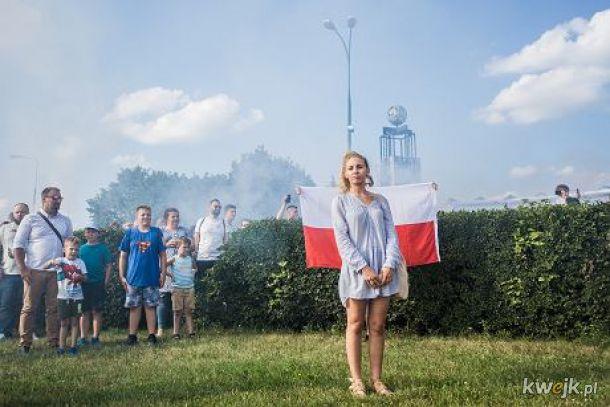 74. rocznica Powstania - zdjęcia z warszawskich ulic