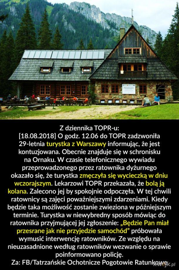 Tymczasem w Tatrach XD