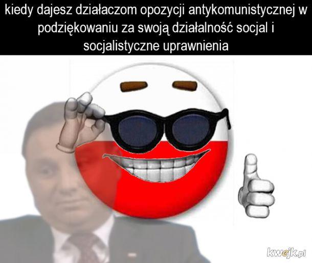 socjalizm za walkę z socjalizmem :D