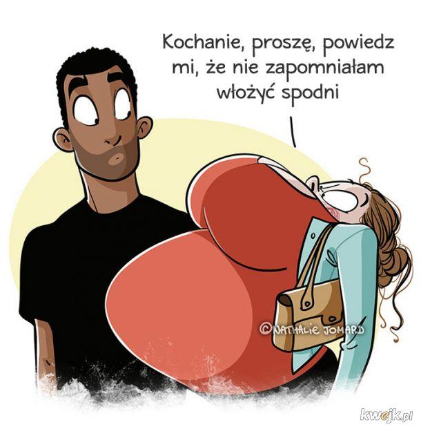 Problemy matek (i ojców) na ilustracjach Nathalie Jomard