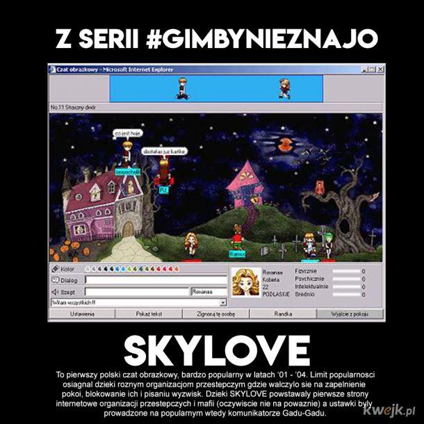 SKYLOVE - #gimbynieznajo