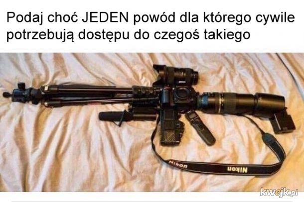 Niebezpieczna broń