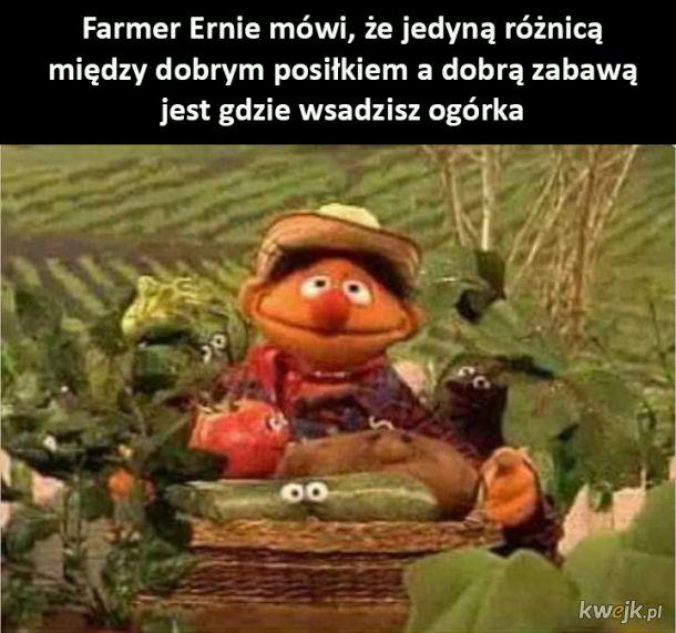 Farmer Ernie