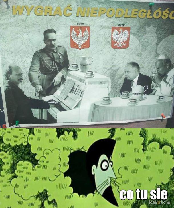 Dużo na raz Polski