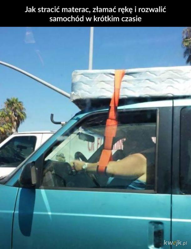 Idioci za kierownicą