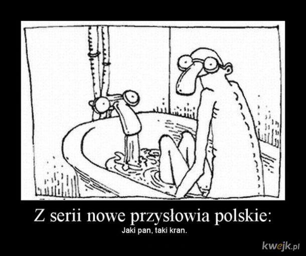 Lubimy Polskie Przysłowia Ministerstwo śmiesznych