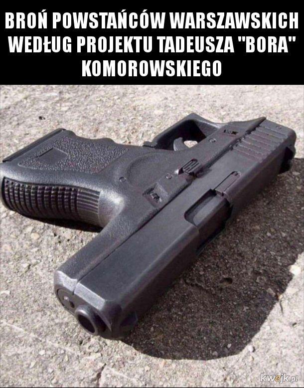 Broń powstańca