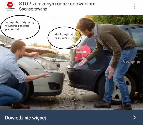 reklamy z wlasnym tekstem