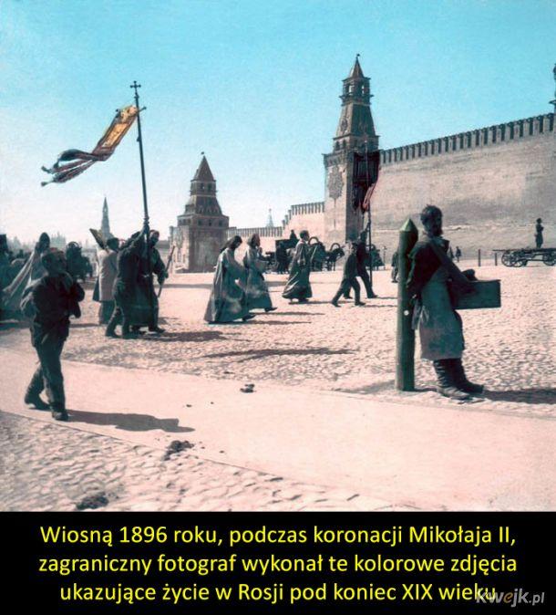 Tak wyglądała Rosja 120 lat temu (ostatnie slajdy pokazują, że nie wszystko się zmieniło)