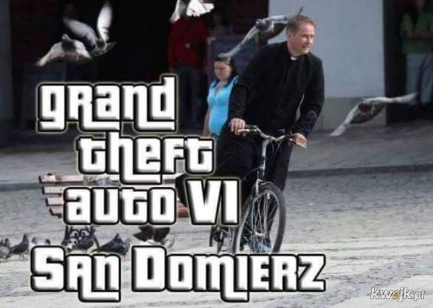 Grand Theft Sandomierz