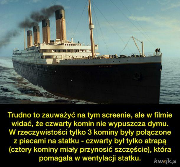 """Szczegóły z filmu """"Titanic"""", na które mogliście nie zwrócić uwagi"""