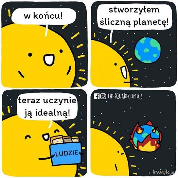 Komiksy thesquarecomics