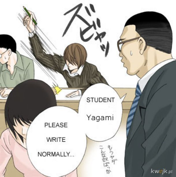 Co ten Yagami