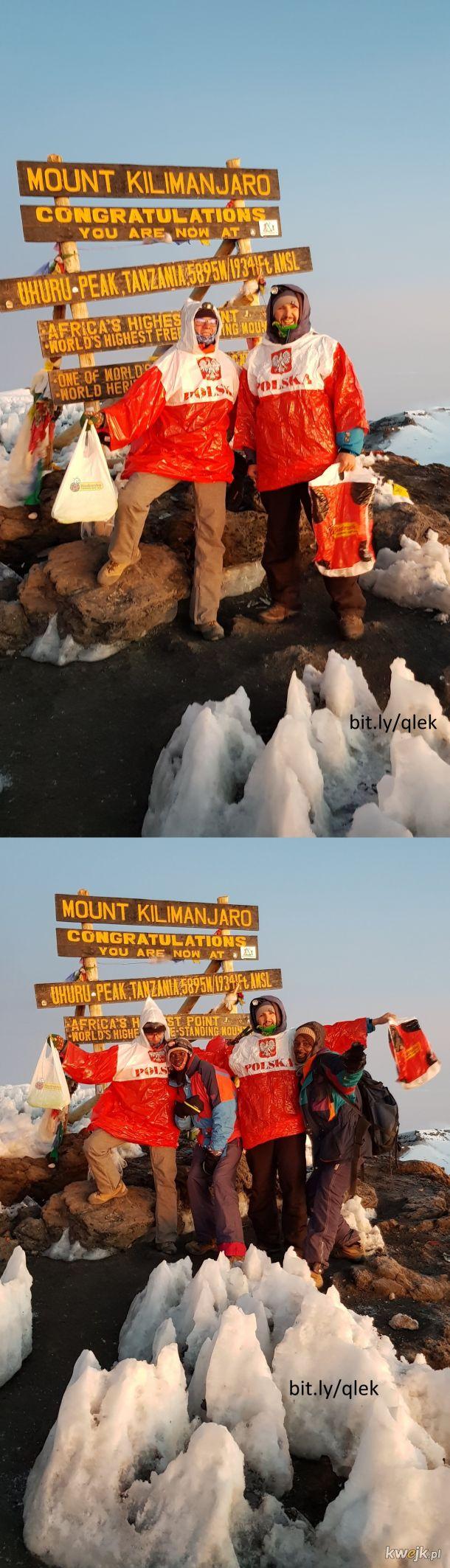 Janusze Kilimanjaro 5895m npm