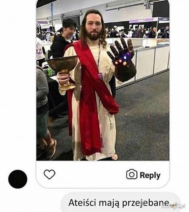 Potężny Jezus