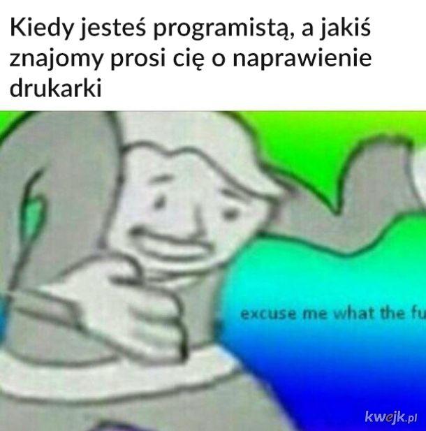 Śmieszki programistów