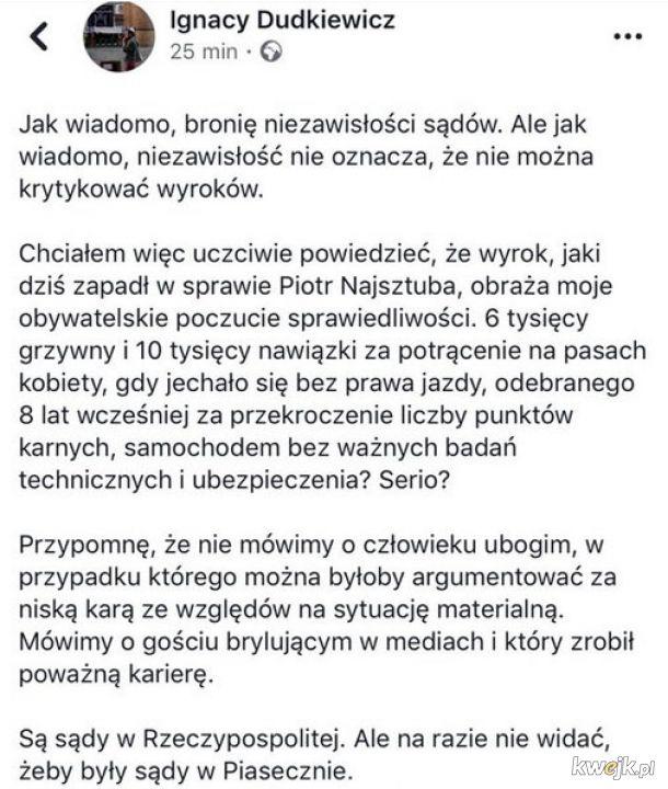 Polska kraj równych i równiejszych