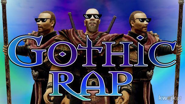 Mój amatorski Gothic Rap https://www.youtube.com/watch?v=Hh1NNVgisac