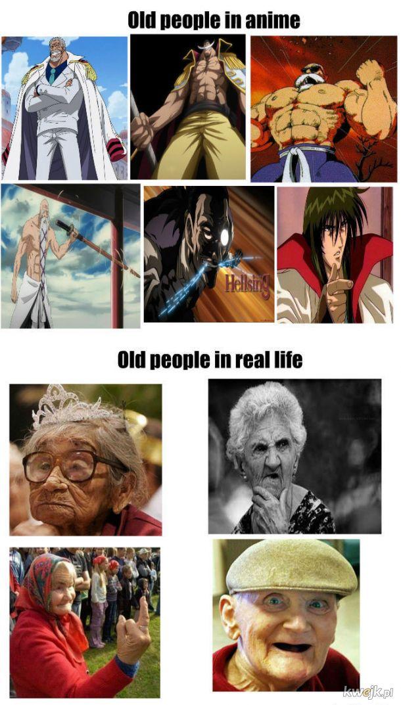 anime vs reality