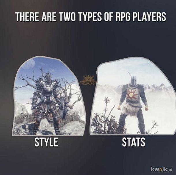 Tylko dwa typy.