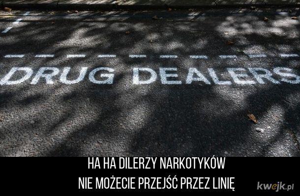 Sposób na dilerów narkotyków