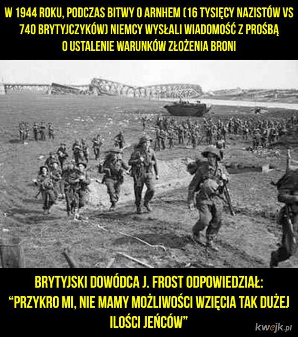 Najbardziej cięta riposta II Wojny
