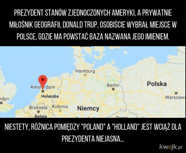 Poland Holland