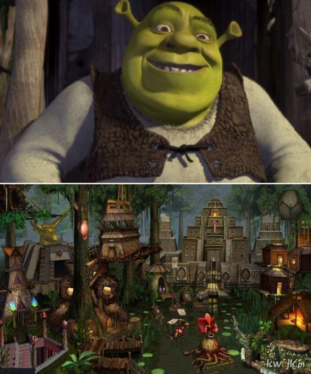Dom Shreka
