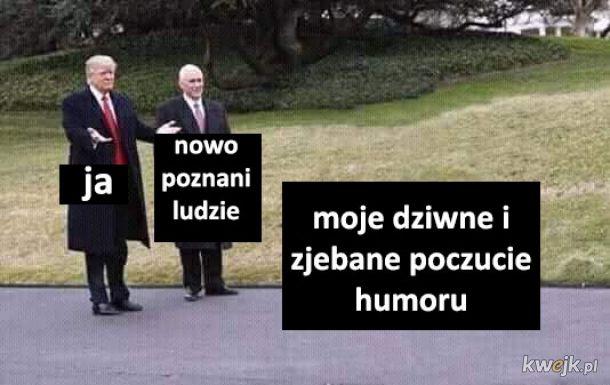 Moje poczucie humoru