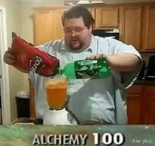 AlCHEMIK XXI WIEKU :D