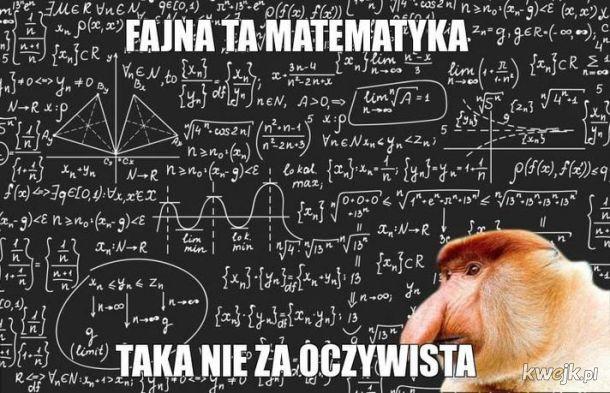 Fajna matematyka