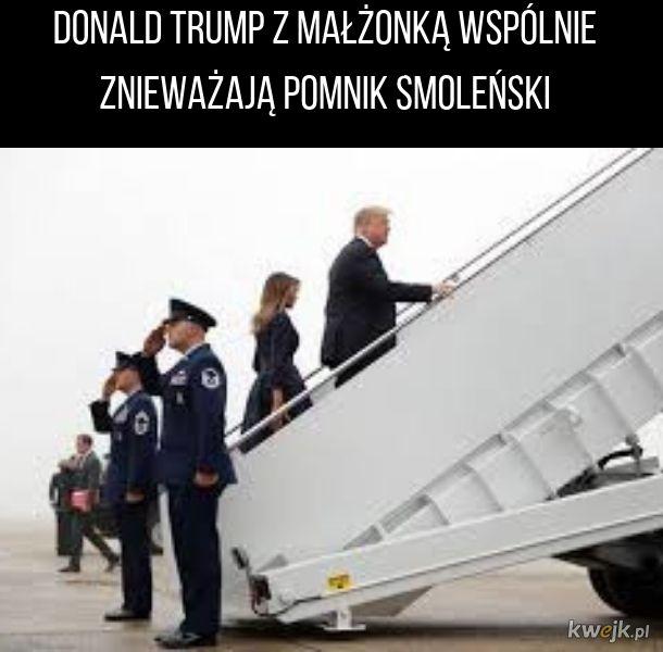 Czo ten Donald?