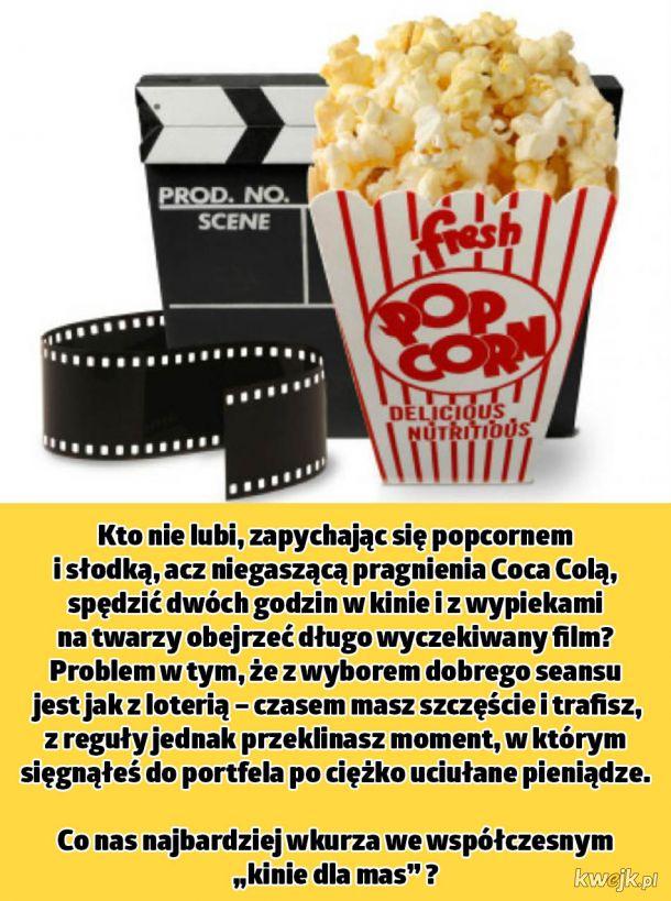 Irytujące cechy hollywoodzkich produkcji