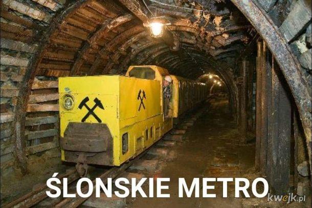 Ślonskie metro