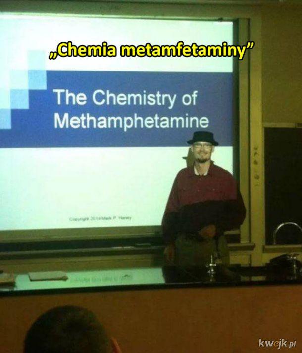 Wykładowcy z uczelni to niezłe śmieszki