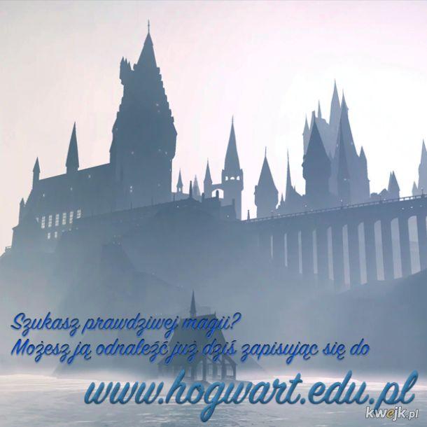 Uniwersytet Nauk Magicznych - Zapraszamy