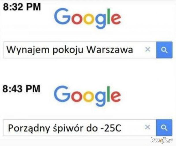 Życie w Warszawie