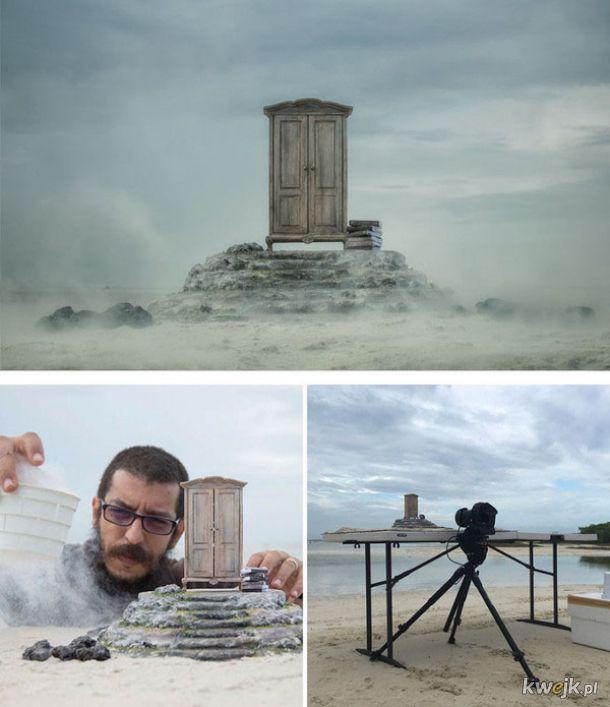 Zdjęcia, które pokazują, że fotografia to największe oszustwo wszech czasów (16 obrazków)