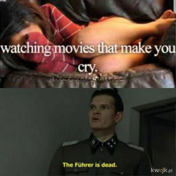 Łzy w oczach