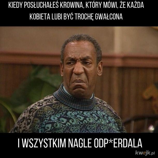 Czo ten Cosby?