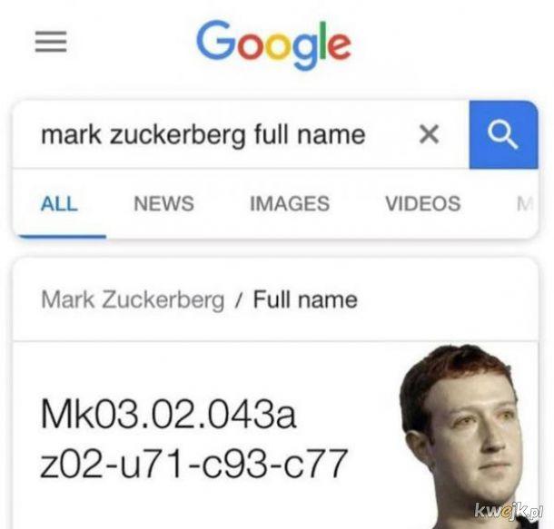 Wujek google podpowie wszystko