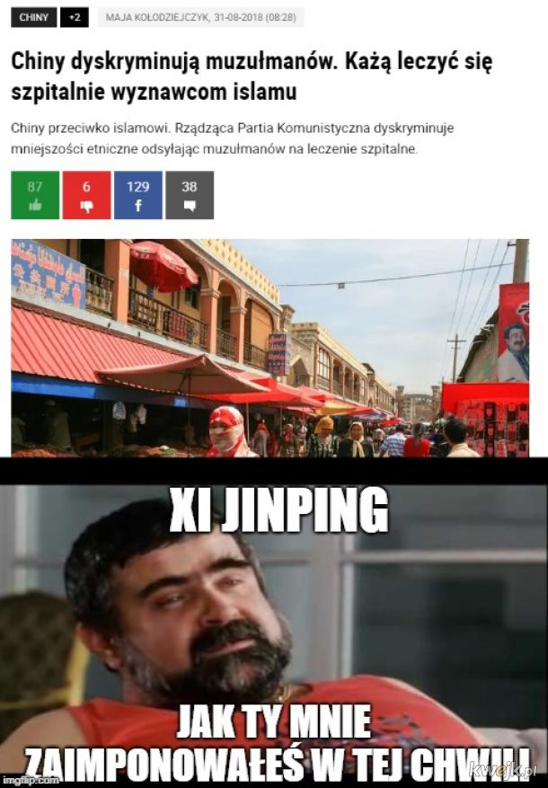 Brawo Chiny!