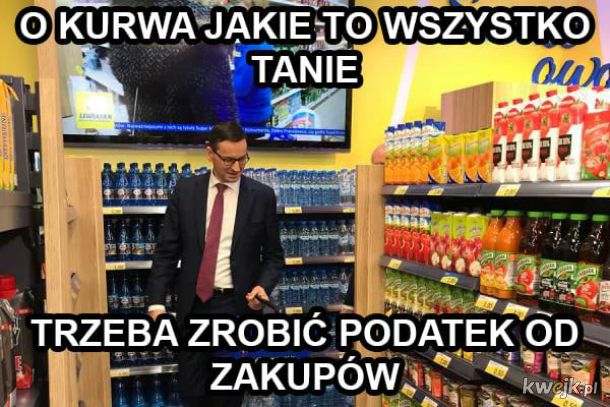 Typowy Morawiecki
