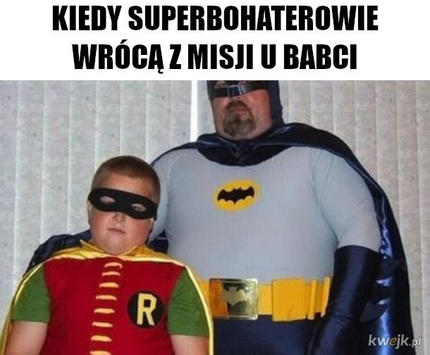 FATman and BLOBin